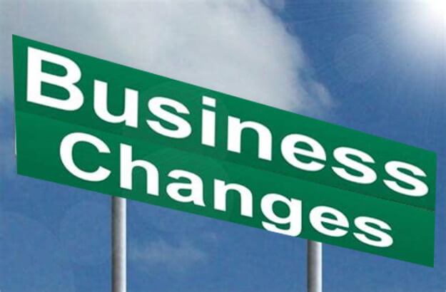 how business is changing today