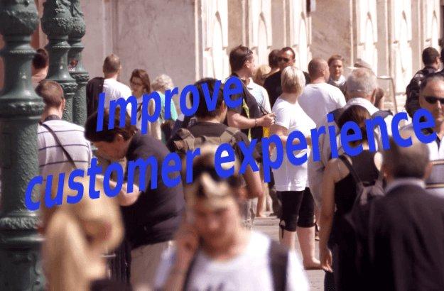 improve customer experience