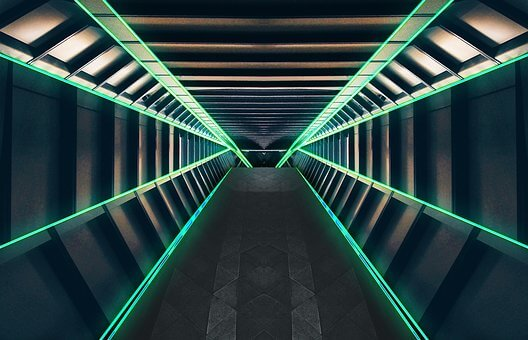 tunnel videogame